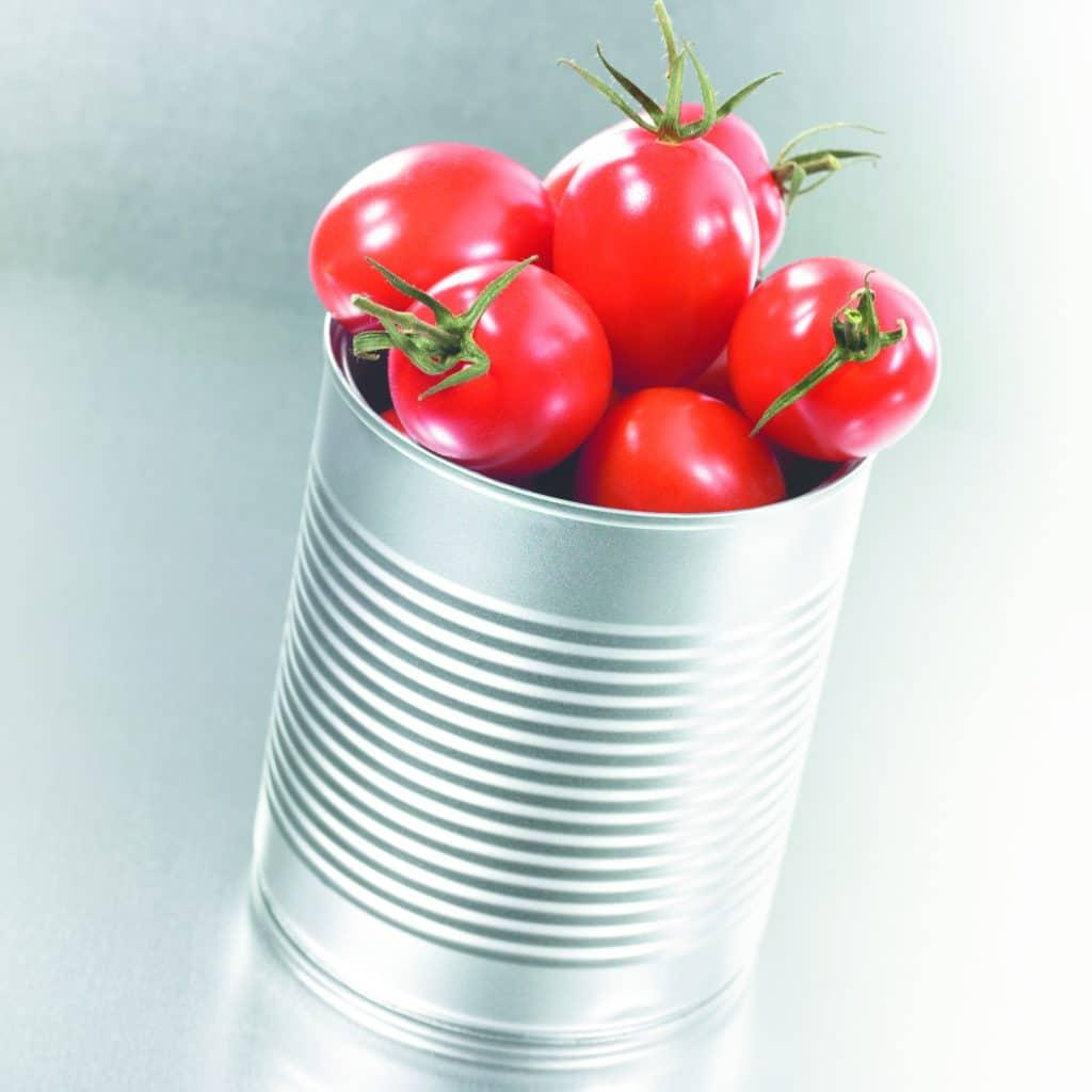 Tomates en conserve