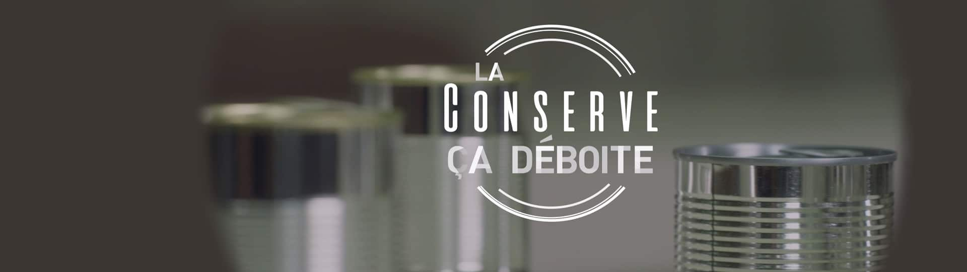 La collective de la conserve lance sa nouvelle campagne de communication à l'intention des 18-34 ans