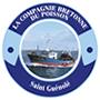 Logo La compagnie Bretonne du poisson