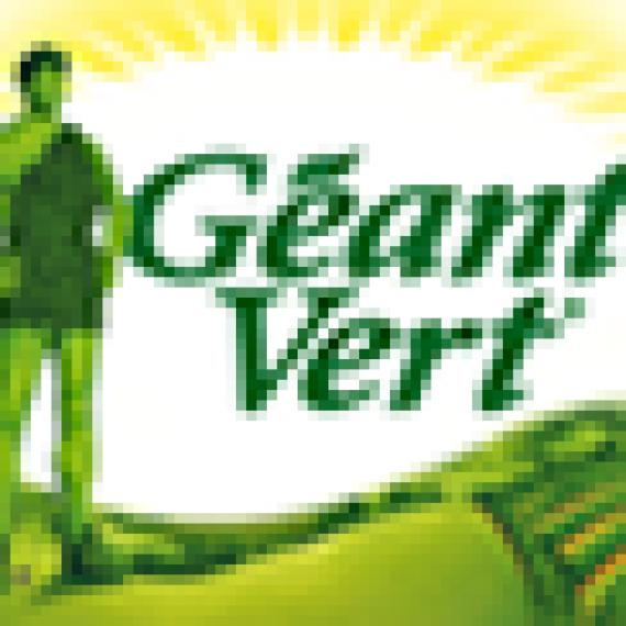 Logo Géant vert