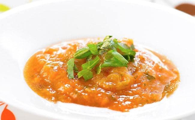Caviar de légumes méditerranéens