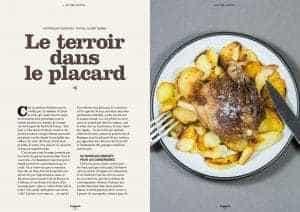 Illustration appert revue conservatoire de la gastronomie française