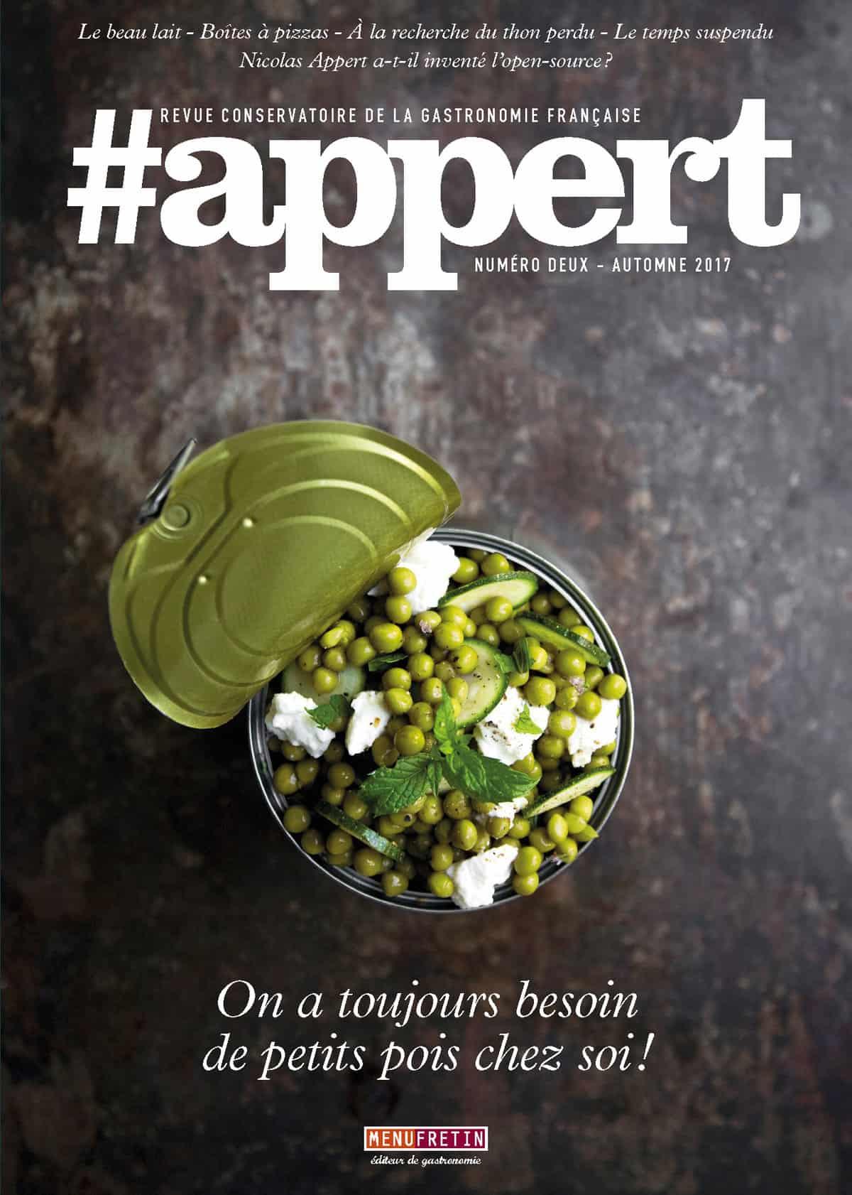 Viennent de paraître : #appert n°2 et L'Art de conserver