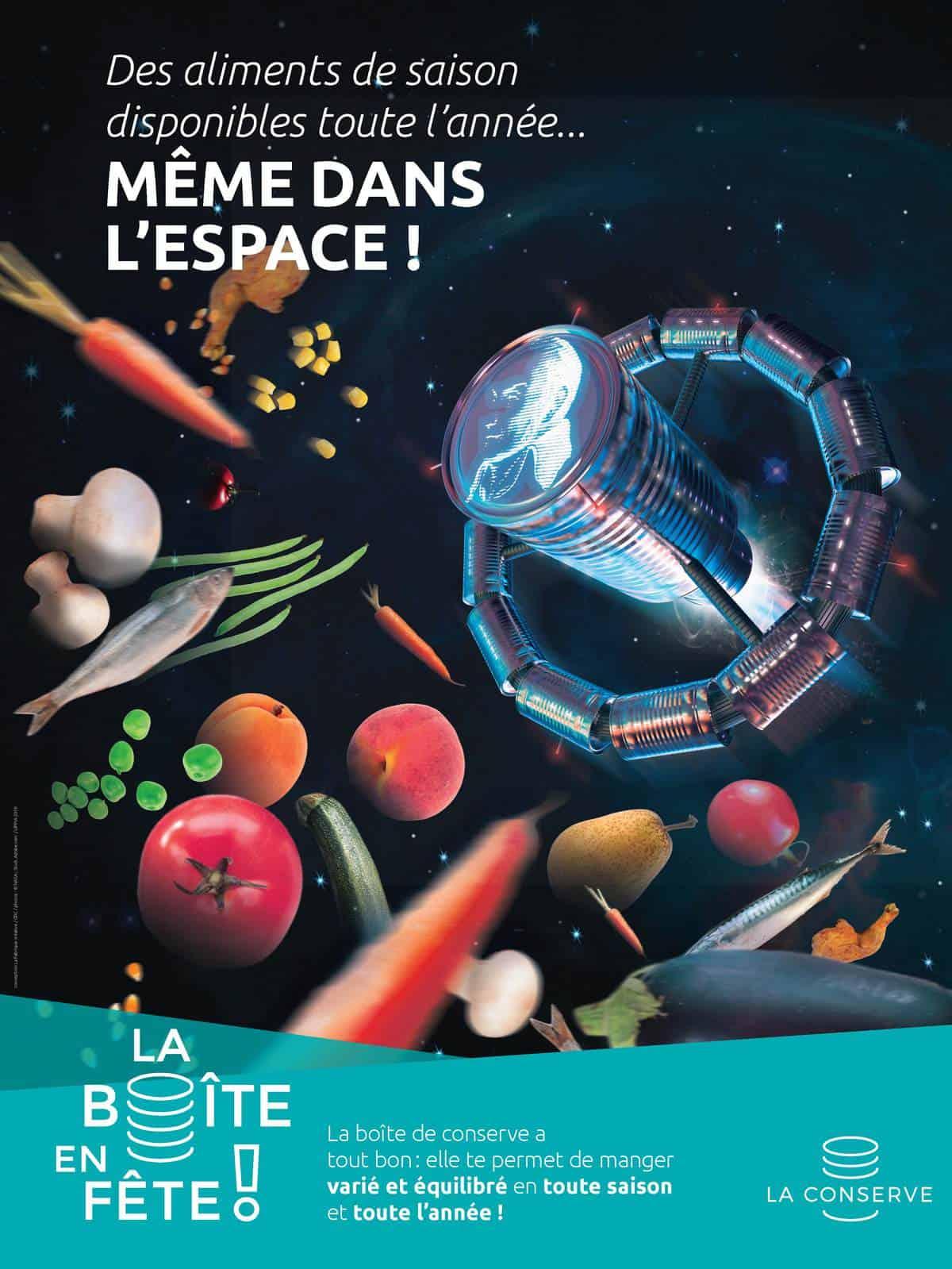 Pour sa 11e édition, La Boîte en Fête s'envole dans l'espace