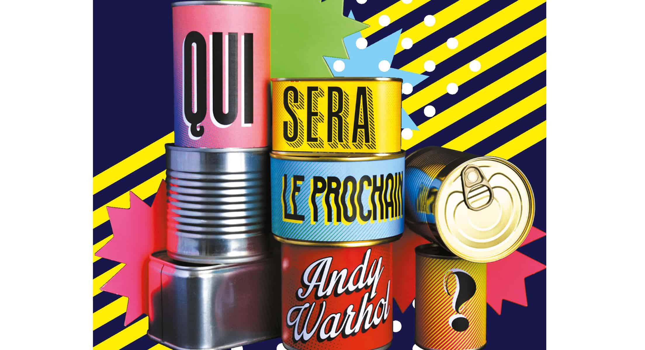 Qui sera le prochain Andy Warhol ?