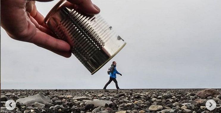 L'esprit d'aventure de la conserve sur Instagram